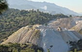 'Latmos Dağlarındaki maden ocakları dereleri dolduruyor, fıstık çamlarını kesiyor' iddiası