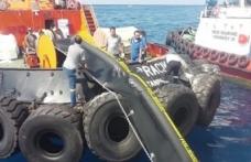 Denizde ve karada petrol temizliği devam ediyor!