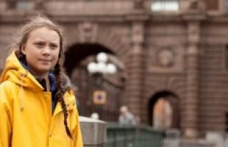 İngiltere'de bir okul Greta Thunberg'in...