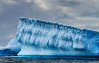 Dünyanın en büyük buz dağı tamamen yok oldu
