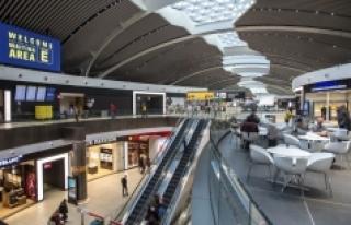 Fiumicino ve Ciampino havalimanları Avrupa'da ilk...