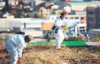 Gaziemir'deki zehirli atıklara karşı Belediye...