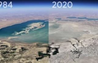 Google Earth'ten bir yerin 37 yıllık değişimi...