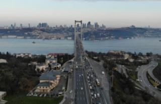 İstanbul'da hava kirliliği 5 yılda yüzde 21...