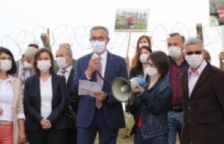 İzmir'in Çernobili için belediye başkanından...