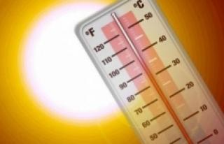 Meteoroloji uyardı! Sıcaklıklar 30 dereceyi aşacak