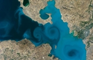 NASA Dünya Turnuvası yarışmasında Van Gölü...
