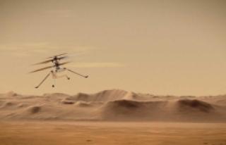 NASA'nın Mars'taki helikopteri başarıyla...