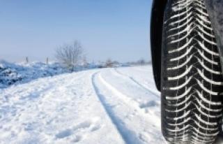 Ticari araçlara kış lastiği zorunluluğu sona...
