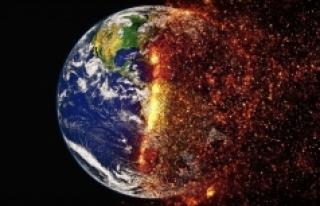 2045 yılına kadar yaklaşık 0,3 santigrat derecelik...