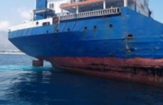 Antalya'da denizi kirleten gemiye 1 milyon 566 bin...