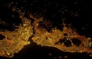 Işık kirliliği nedeniyle yılda 1 milyar TL çöpe...