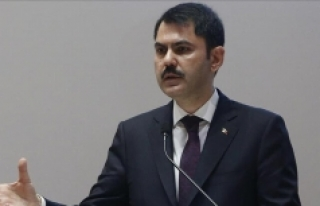Murat Kurum, iklim değişikliğiyle mücadele çalışmalarına...
