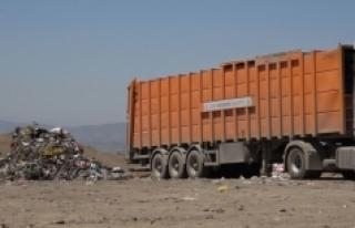 Tire'de mera alanına yapılmak istenen çöp tesisi...