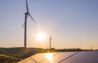 Türkiye, rüzgar ve güneş enerjisinden en çok...