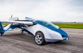 Uçan otomobiller, iklim değişikliği ile mücadelede...
