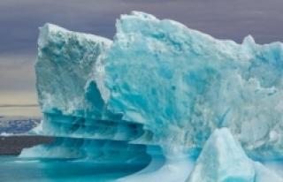 Yeni bir araştırma, Grönland'daki buzul erimesinin...