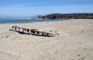 60 yılda 70'e yakın göl kurudu