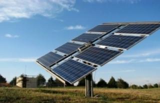 Güneş enerjisinden yüzde 12 daha fazla elektrik...