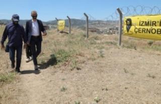 İzmir'de dikkat çeken radyasyon ölçümü:...