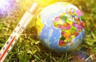 NASA: Dünya'nın ısınması tahmin edilen seviyelerin...