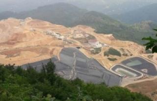 Ordu'nun doğal alanları madenciliğe açıldı:...