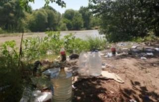 UNESCO listesindeki Hevsel Bahçeleri çöplüğe...