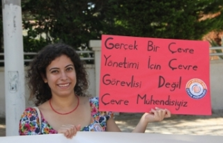 """""""ÇEVRE MÜHENDİSLİĞİ DİPLOMAMIZDAN ELİNİZİ..."""