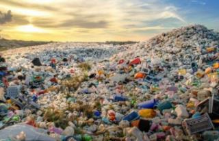 Plastik geri dönüşüm sektöründe üretim durdu,...