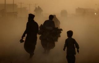 2019'da Afrika'da hava kirliliği nedeniyle 1...