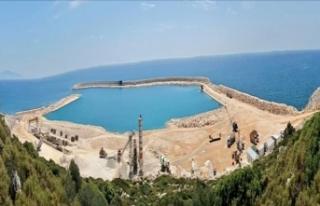Demre'ye yat limanı müjdesi