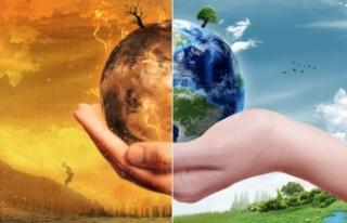 Dünya nüfusunun en az yüzde 85'i iklim değişikliğinden...