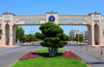 Akdeniz Üniversitesi, çevreyi koruyanları ödüllendirecek