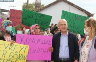CHP'li Bakan madene karşı net mesaj: O taş ocağı açtırmayacağız