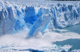 Buzullar Hızla Erimeye Devam Ediyor