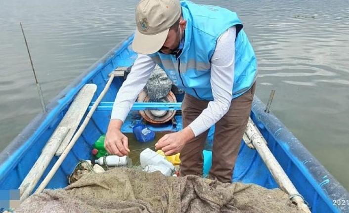 Eğirdir Gölü'nde 40 santimden kısa sazan avlanamayacak!